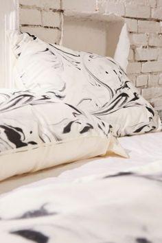 Jacqueline Maldonado For DENY Black And White Pillowcase Set - Urban Outfitters