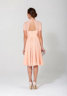 ec8995ddb0c79 Bridesmaid dress...from a great online shop  Fame   Partners. Pleated