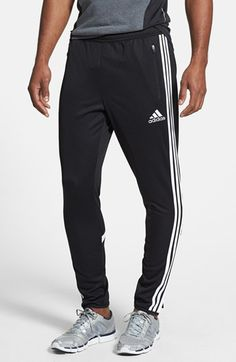 $45, adidas Condivo 14 Training Pants Black White Large. Sold by Nordstrom.