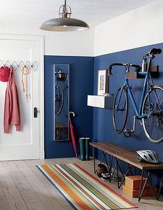 O hall de entrada pode dizer muito sobre a personalidade da casa, além de ser o primeiro local a recepcionar as visitas