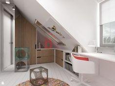 Pokój córki - Pokój dziecka - Styl Nowoczesny - GSG STUDIO   interiors & design