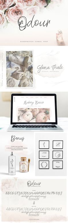 Odour by anmark on @creativemarket