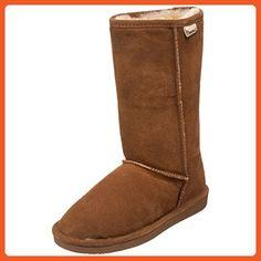 "BEARPAW Women's Emma2014 10"" Shearling Boot,Hickory II,10 M US - Boots for women (*Amazon Partner-Link)"
