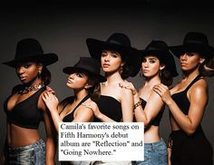Camila Cabello fact/Fifth Harmony facts