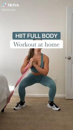 Full Body Workout At Home, Cardio Workout At Home, Fitness Workout For Women, Butt Workout, Gym Workouts, At Home Workouts, Gluteus Workout, Monthly Workouts, Cardio Hiit