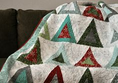 Sew Inspired: Evergreen State Quilt pattern