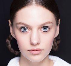 Макияж в стиле комиксов манга на показе Christian Dior pre-fall 2015 в Токио | Vogue | Красота | BEAUTY GUIDE | VOGUE