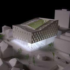 Architects Julien de Smedt and Brandsberg-Dahls Arkitekter