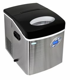 new AI-215SS ice maker