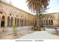 church of the Pater Noster Jerusalem