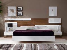 PADUA MUEBLES Bed Drawing Room Furniture, Furniture Styles, Bedroom Furniture, Furniture Design, Luxury Homes Interior, Room Interior, Interior Design, Bedroom Ceiling, Bedroom Wall