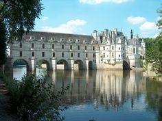 kastelen frankrijk - Google zoeken