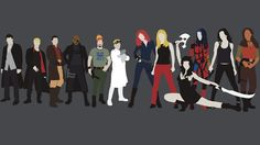 Joss Whedon characters