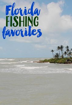 Don't visit Florida without fishing! These Florida fishing destinations are beautiful and offer fun fishing adventures!