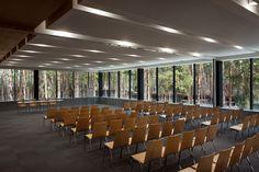 Conference hall in Relax Park Verholy, Poltava region, Ukraine