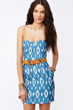 I want this--Louisa Sweetheart Dress