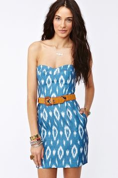 I want this--Louisa Sweetheart Dress
