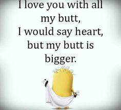 Love u so