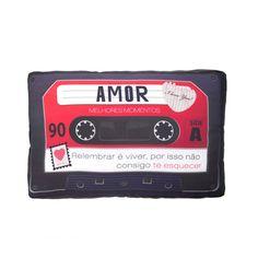 Almofada Fita Cassete Melhores Momentos em http://www.katanapresentes.com.br/4db4d/almofada-fita-cassete-melhores-momentos