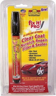 Simoniz Fix It Pro Clear Coat Scratch Repair Pen $6.10