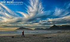 Kommetjie beach in Cape Town. Table Mountain, Beach Tops, Cape Town, National Geographic, South Africa, Trip Advisor, The Good Place, Surfing, Landscapes