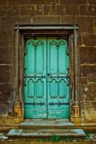 favorite color.- loveeeeee doors