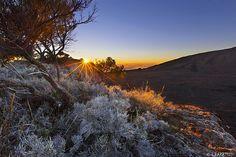 Sunrise piton de la fournaise