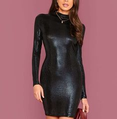 Sexy Elegant Mini Bodycon Party Club Women Dress