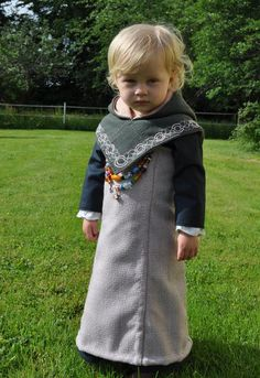 Image: Viking Costume - So cute! Now if I just had a little person to make it for.
