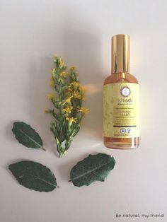 Be natural, my friend: Khadi - Aceite Anticaída Bio