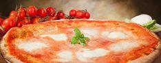 Traditional Italian Pizza with Buffalo Mozzarella (Pizza con Mozzarella di Bufala)   Enjoy this authentic Italian recipe from our kitchen to yours. Buon Appetito!