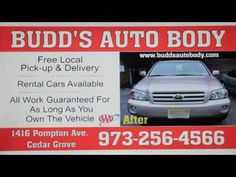 Budd's Auto Body offers the best auto body repair service in the state of New Jersey. Located in Cedar Grove for more than 90 years, we service all types of vehicles.