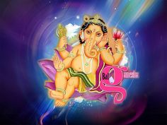 Free Baby Ganesha Wallpapers Download