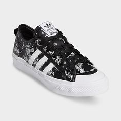 Boys' Big Kids' adidas Originals Nizza x Disney Sport Goofy Casual Shoes| Finish Line