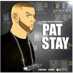 Pat Stay - Canada Rap, Battle, Champion, Canada, Movies, Movie Posters, Films, Film Poster, Wraps