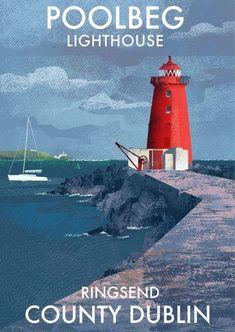 Poolbeg Lighthouse – Lighthouses of Ireland