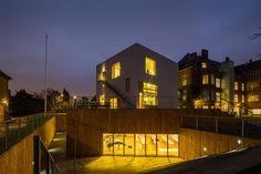 AUREHØJ MUSIC BUILDING by Dorte Mandrup Arkitekter