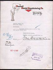 Memphis Tenn J  S Goodman Wholesale Liquor Dealers Letter Head