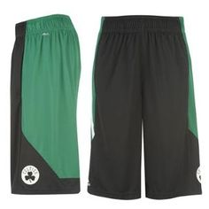 BOSTON CELTICS NBA SHORTS GREEN UOMO 9796914a152e