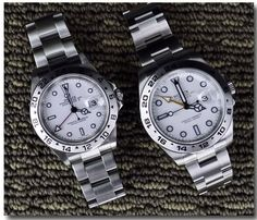 Rolex Explorer II, and Rolex 116234, Rolex Watches For Men, New Rolex, Luxury Watches For Men, Sport Watches, Cool Watches, Rolex Submariner, Rolex Explorer Ii, Rolex Tudor