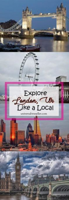 How to Explore London, United Kingdom Like a Local. Find here London points of interest and places to visit in London. This London guide provides tips on things to do in London, what to do in London, where to go in London, activities in London and tourist attractions in London. Find here the best things to do in London and the most interesting London Tours.