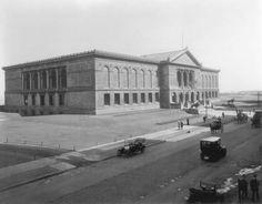 Art Institute of Chicago, 1893 / Shepley, Rutan, Coolidge
