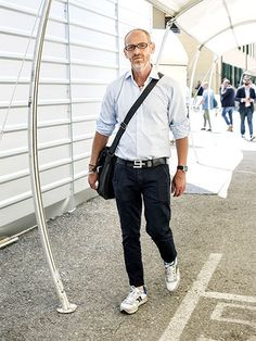 【MEN'S CLUB】シンプルなシャツスタイルこそ、フィット具合が肝心です!