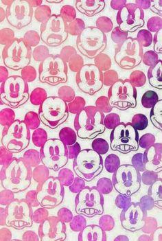 Papel de parede do Mickey