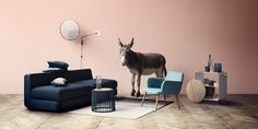 Bolia new collection via THE DEPOSITORY