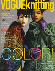 VOGUE KNITTING WINTER 2007-2008 - Azhalea -KNIT - Picasa Webalbumok (54i55str)