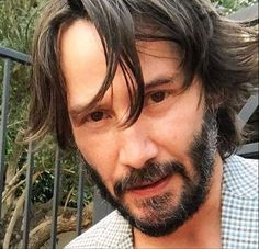 Keanu Reeves July 2017