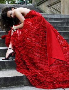 Sherri Hill gown ♥️