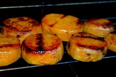 BBQ sweet potatoes | Best BBQ Recipes | cooked up by Jon Earnshaw