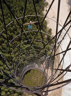 Skywalking - hacking architecture in Russia